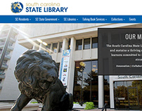 SC State Library Website
