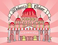 Delucci's Gelato