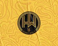 Hackney Wick FC branding by HeyBigMan!