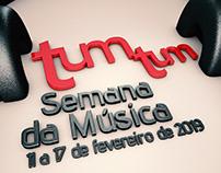 TumTum Semana da Música 2019
