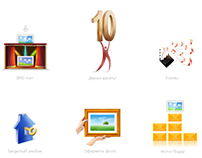 Icons for Mail.ru 2