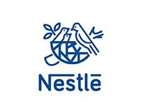 Restyling Nestle logo (Student Project)