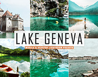 Free Lake Geneva Mobile & Desktop Lightroom Presets