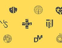 Logo Collection 2013 - 2018