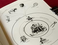 Illustratori del diverso // Master's degree thesis book
