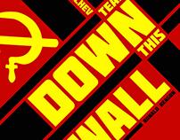 1987, Broken Wall