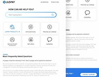 Juspay - Support page