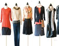 Clothing Apparel Website Design