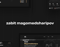 Zabit Magomedsharipov (Website, iOS & Android apps)