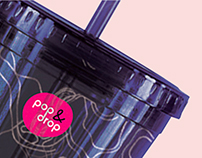 Pop&Drop Bubble Tea