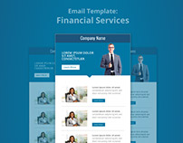Email Template: Financial Services