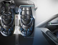 Unstressing Interior for Citroën