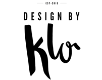 Design by Klo - Logo