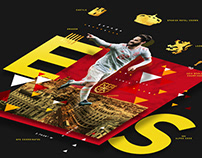 FIFA WORLD CUP '18 // SYMBOLS X LANDMARKS