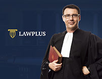 Lawyer, Attorney, Law Firm PSD Template