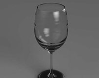 Glass - Test Render