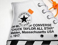 Converse x Off-White   Social Advertising