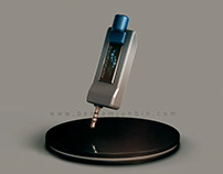 Breathometer 2.0 - Device Concept