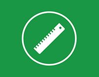 RF Slide Rule App