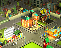 Zombie Mobile Strategy Game 2013