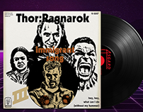 Thor Ragnarok's Immigrant Song
