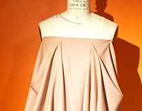 Wool Crepe drape