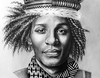 Les Twins : : Portrait : : Drawing