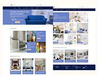 UI/UX - Stylish furniture ecommerce site