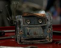 OUTsurance Talking Wallets - Mechanic