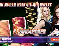 Trik Mudah Main Qiu Qiu Online