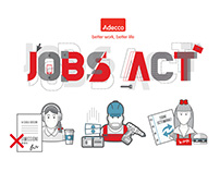 ADECCO - Jobs Act [infographic]