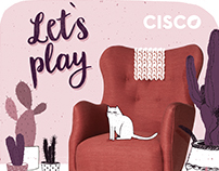 CISCO BROTHERS | Summer sale posters & gifs