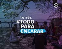 Tenés #TodoParaEncar - UTEC