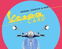 Vespa - Vespa Card