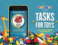 Tasks For Toys