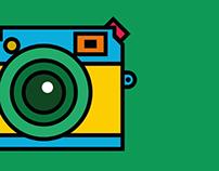 Cámaras, GoPro - Leica m6