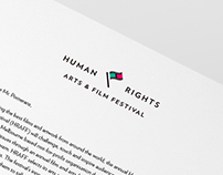 HRAFF Brand Identity (Design Proposal)