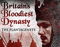 Britain's Bloodiest Dynasty - DVD packaging and booklet