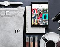 Rebranding + web Modápolis.com.ar