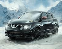 Nissan Juke Ad