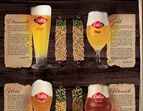 Folder Dalla Cervejaria