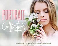 Portrait Lightroom Presets for mobile and desktop