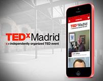 TEDxMadrid App