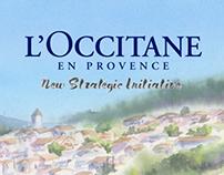 A New Strategic Initiative for L'Occitane