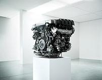 Audi A8 Mailing - CGI