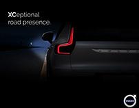Volvo Xc40 campaign