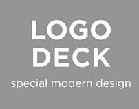 Logo Deck- special modern design