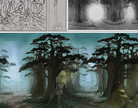 Concept Art Designs