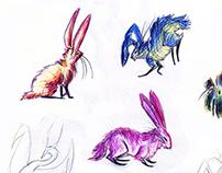 Pen Bunnies