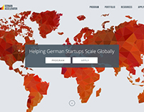 German Accelerator Website